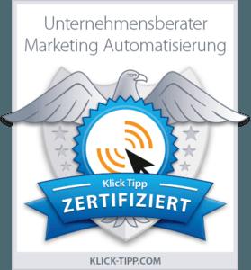 Benedikt Schäfer Zertifizierter Unternehmensberater Marketing Automatisierung